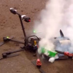 How to avoid drone crash