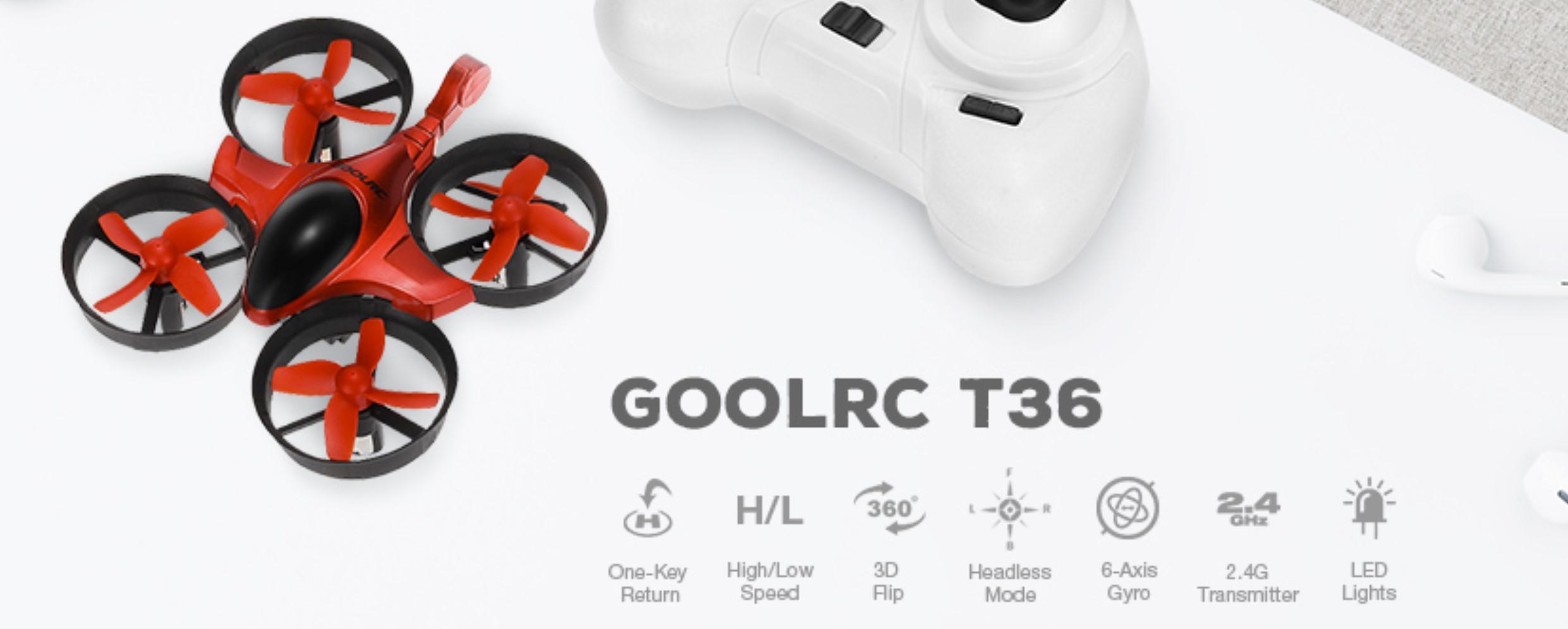 Gool RC T36